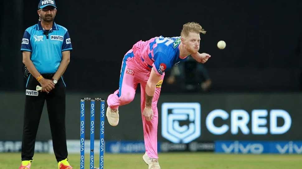 Rajasthan Royals को बड़ा झटका, IPL 2021 के पूरे सीजन से बाहर हुए Ben Stokes