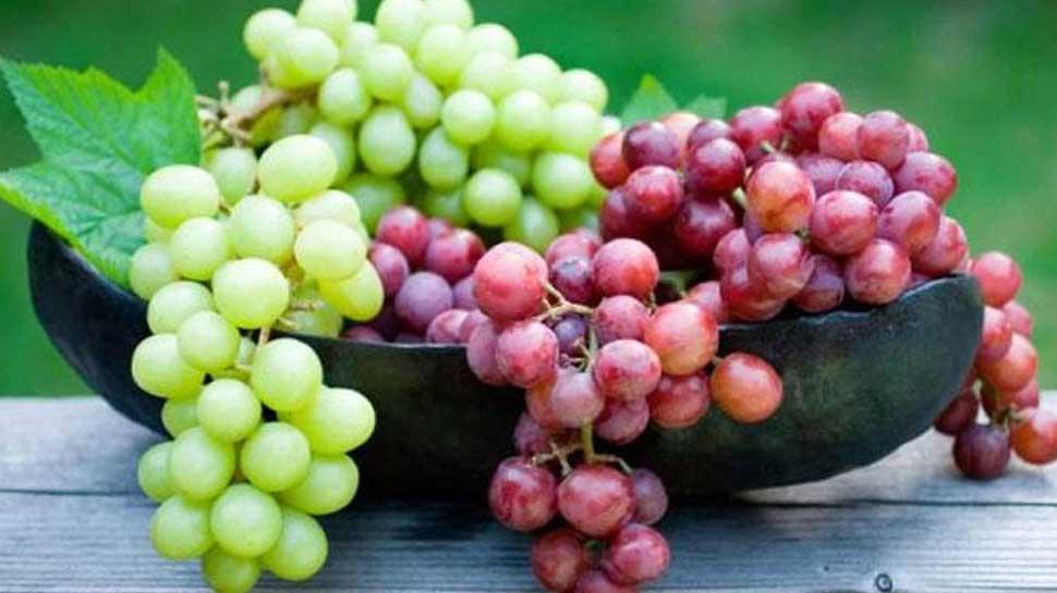 गर्मियों में हर दिन करें एक कटोरी अंगूर का सेवन, मिलेंगे कमाल के फायदे