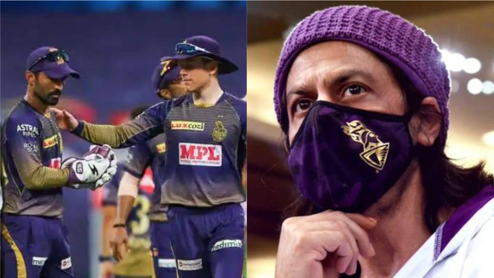 IPL 2021 KKR vs MI: जीते हुए मैच को हारने से KKR पर भड़के शाहरुख खान, ट्विटर पर फैन्स से मांगी माफी
