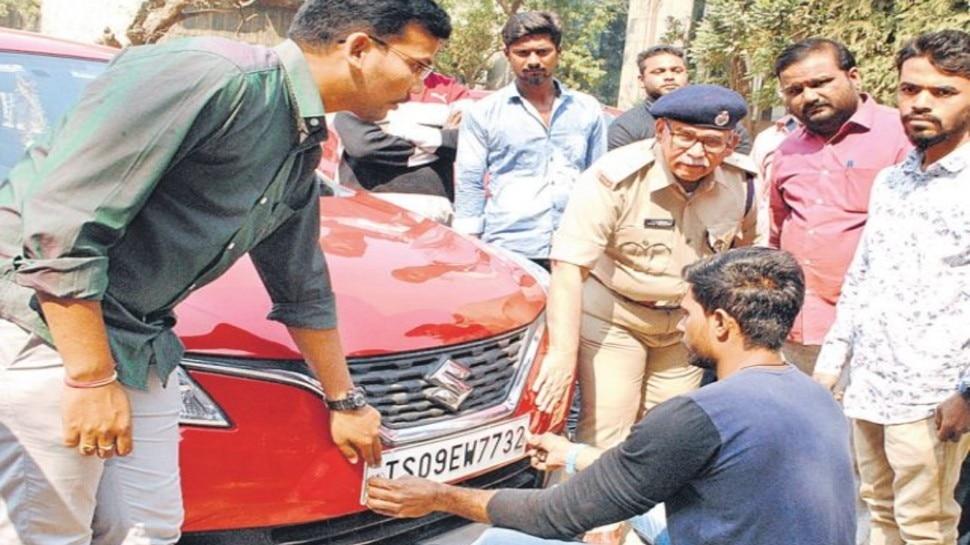 कार चलाने वाले हो जाएं सावधान! HSRP नहीं है तो कल से कटेगा 5500 रुपये का चालान