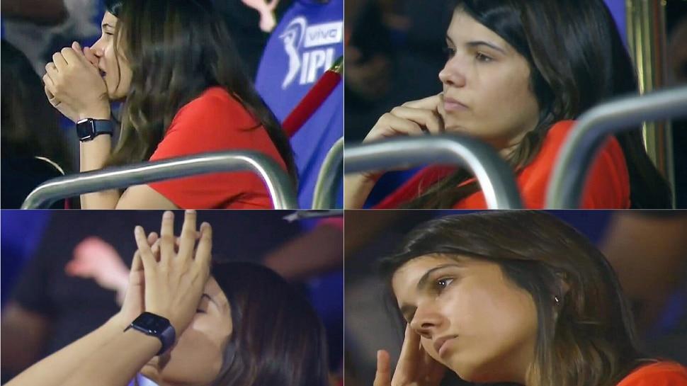 IPL: Twitter पर छाया SRH की मिस्ट्री गर्ल Kaviya Maran का ऐसा अंदाज, मैच के दौरान दिखे अलग-अलग इमोशन्स