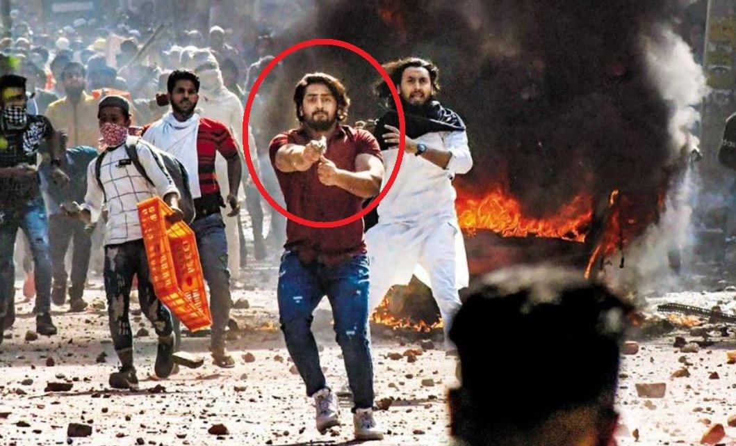 'दंगाई' शाहरुख पठान को नहीं मिली राहत, कोर्ट ने खारिज की जमानत याचिका