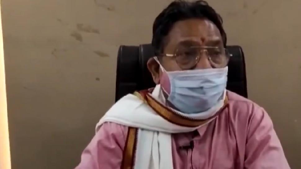ऑक्सीजन की कमी से मरीजों की मौत, मंत्री बोले- जिसकी उम्र हो जाती है उसे मरना पड़ता है!