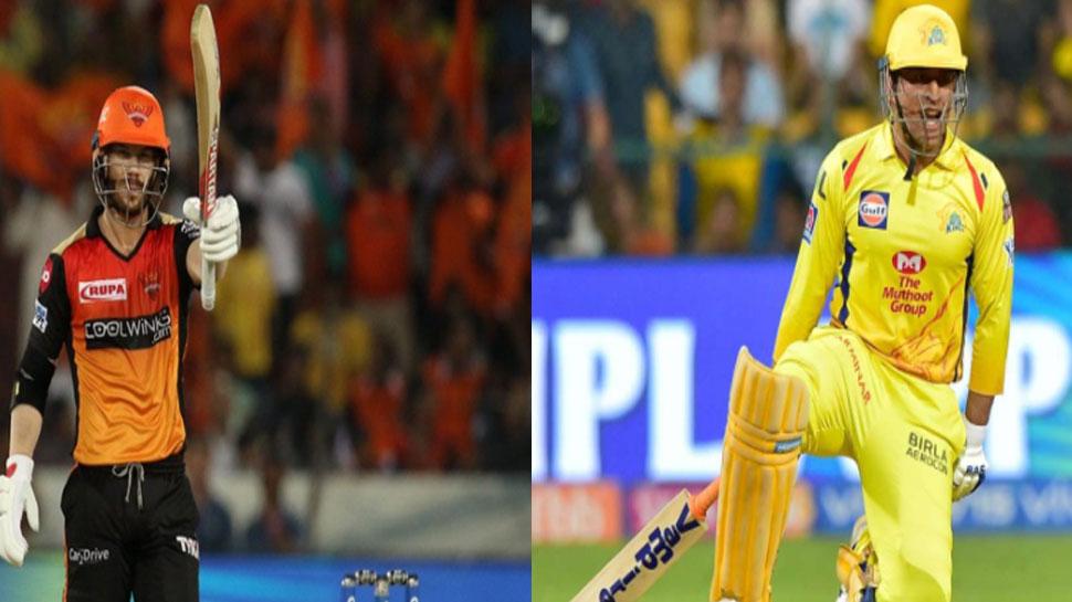 IPL 2021: RCB से हारने के बावजूद भी हुआ David Warner को फायदा, तोड़ दिया MS Dhoni का ये रिकॉर्ड