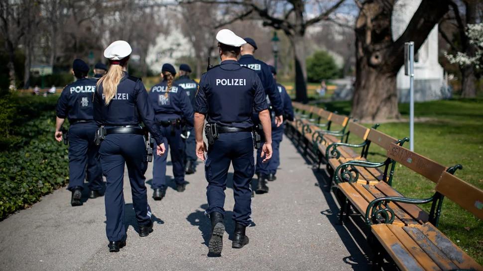 Police filed a case of public indecency
