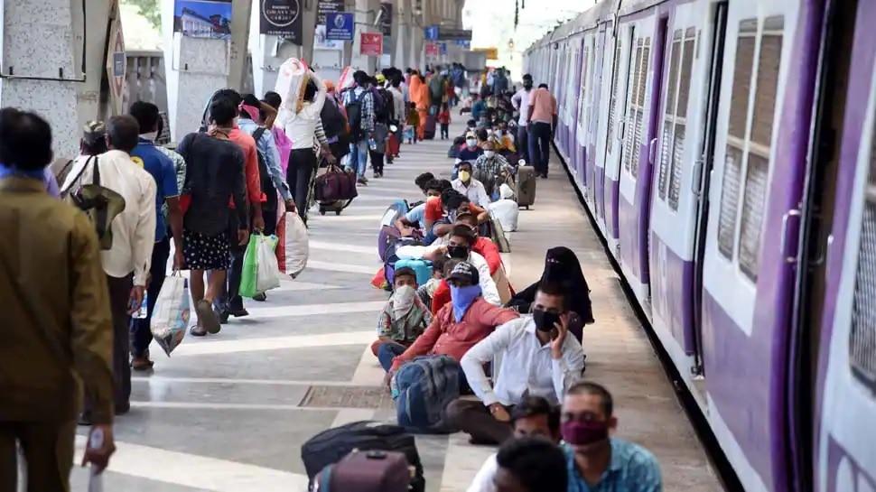 Corona संकट के बीच Railway का बड़ा फैसला, 9 हजार से ज्यादा स्पेशल ट्रेनों को दी मंजूरी