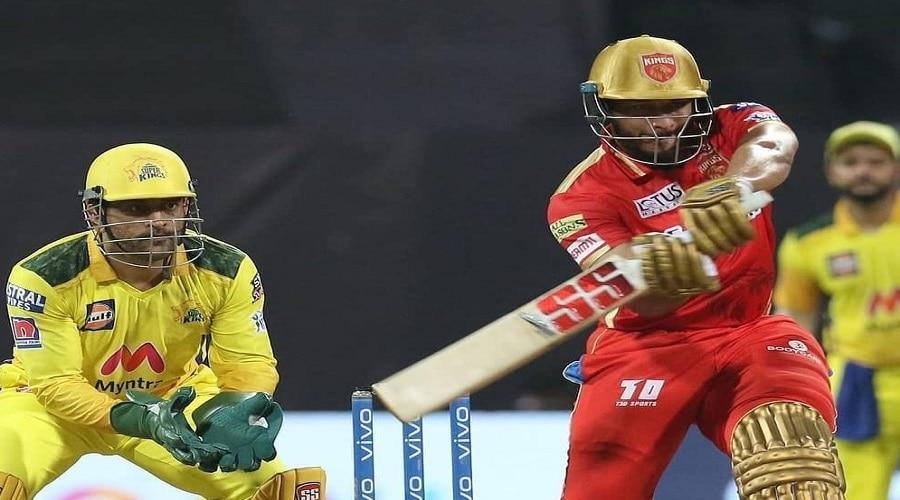 सवा पांच करोड़ के खिलाड़ी ने चेन्नई सुपर किंग्स के खिलाफ बचाई पंजाब किंग्स की लाज