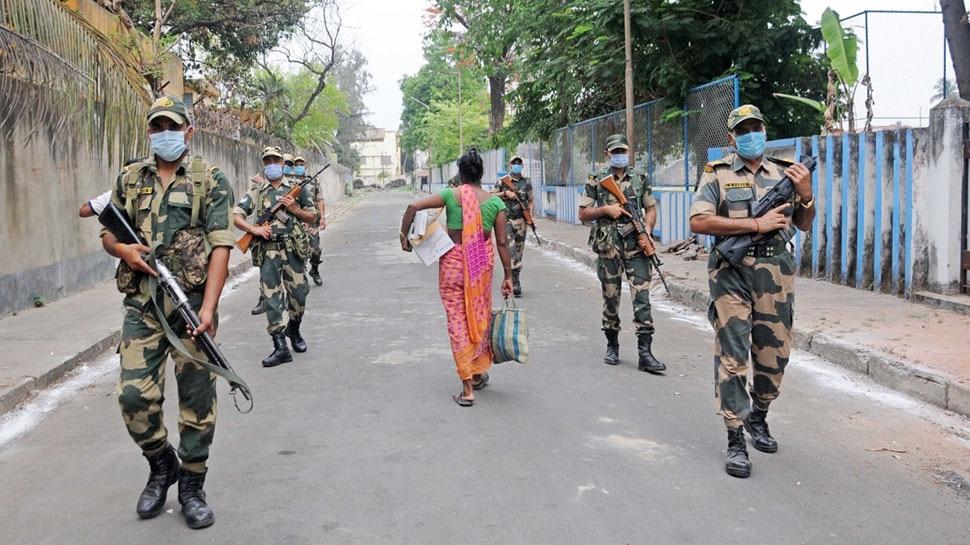 Corona: चुनाव आयोग ने West Bengal में इलेक्शन कैंपेन का समय घटाया, जारी की नई गाइडलाइन