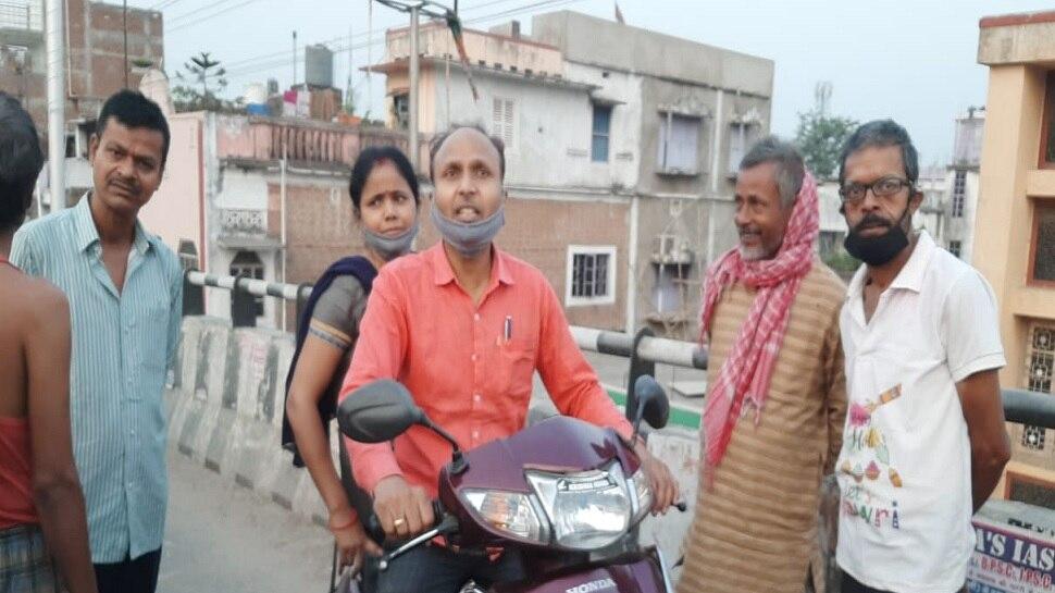 Muzaffarpur: महिला ने दिखाई हिम्मत, पिस्टल छिन अपराधियों के उड़ाए होश