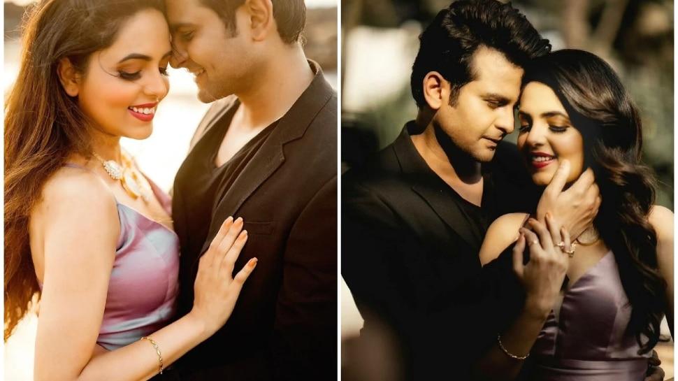 Sugandha Mishra ने  बताया- सगाई नहीं प्री वेडिंग शूट की हैं फोटोज, इसी महीने होगी शादी