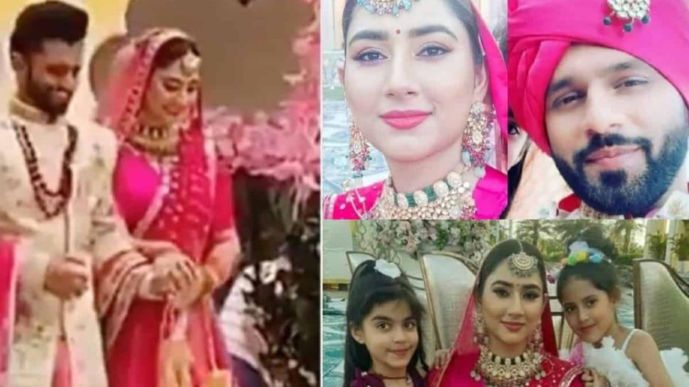 Rahul Vaidya और Disha Parmar की हुई शादी, वीडियो ने सोशल मीडिया पर मचाई धूम