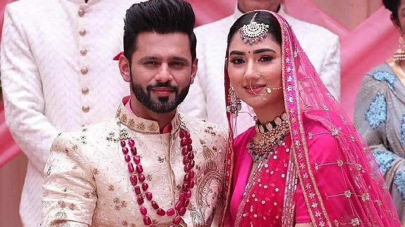 शादी से पहले दिशा संग राहुल वैद्य ने रिलीज किया वेडिंग सॉन्ग