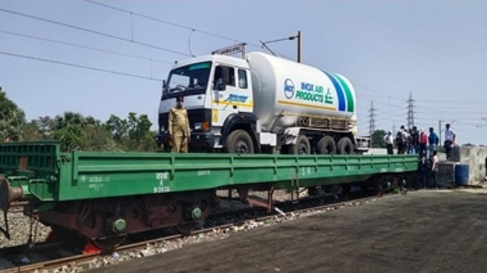 Indian Railways का बड़ा फैसला, चलाई जाएंगी Oxygen Express, जानिए क्यों हैं खास