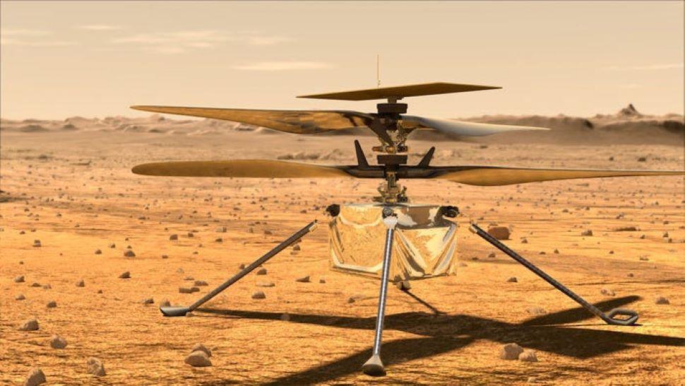 NASA Mars Mission Update : नासा का हेलीकॉप्टर Ingenuity हुआ पूरी तरह तैयार, इस दिन भरेगा मंगल ग्रह पर ऐतिहासिक उड़ान