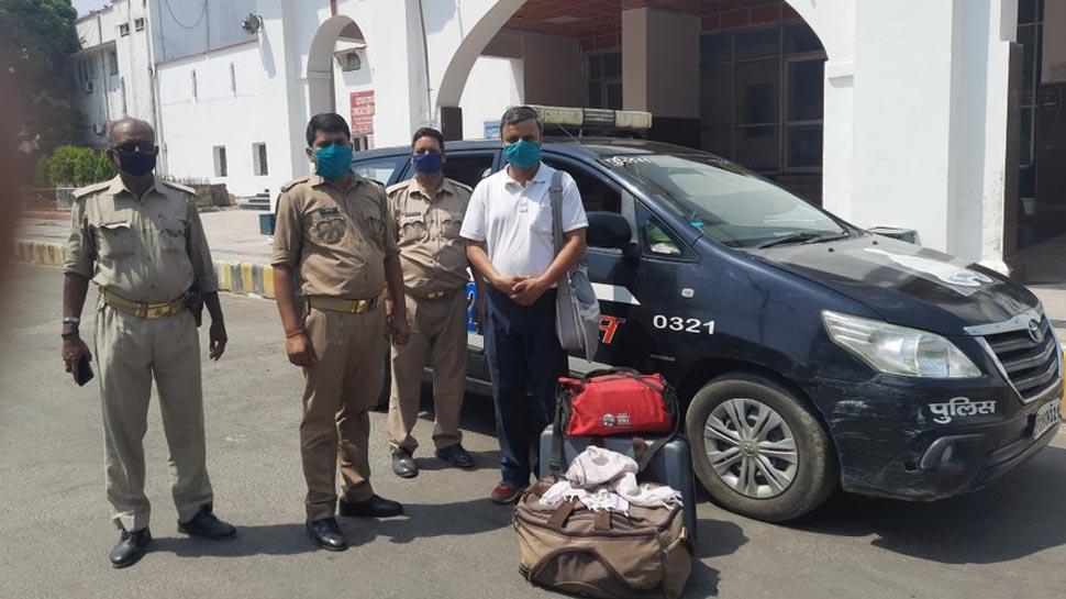 Khaskhabar/गोरखपुर पुलिस ने रविवार को कर्फ्यू के दौरान एक जरूरतमंद बेटे का दिल भी जीता है। वाराणसी के सिगरा थाना क्षेत्र के महमूरगंज निवासी चेतन उपाध्याय पिछले सात दिनों से गोरखपुर के आरोग्य मंदिर में थे। रविवार को अचानक