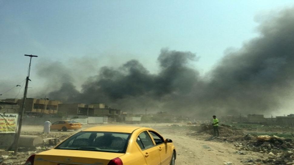 Iraq: US के Military Base पर हवाई हमला, 2 सैनिक घायल