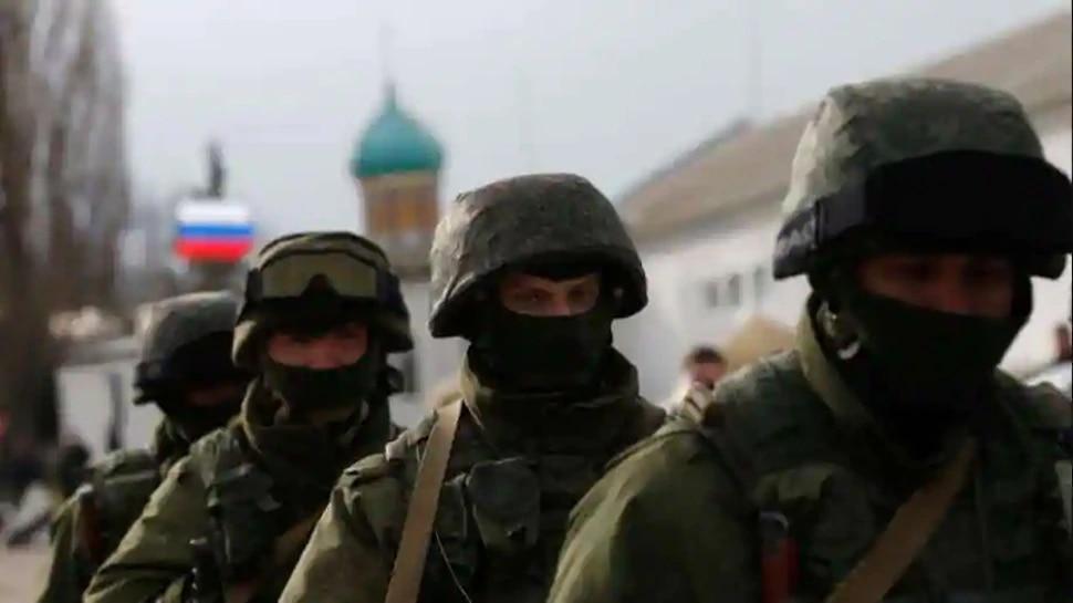 Ukraine से युद्ध के मूड में Russia: सैटेलाइट तस्वीरों में नजर आई तैयारी, Border के नजदीक बनाया Military Camp