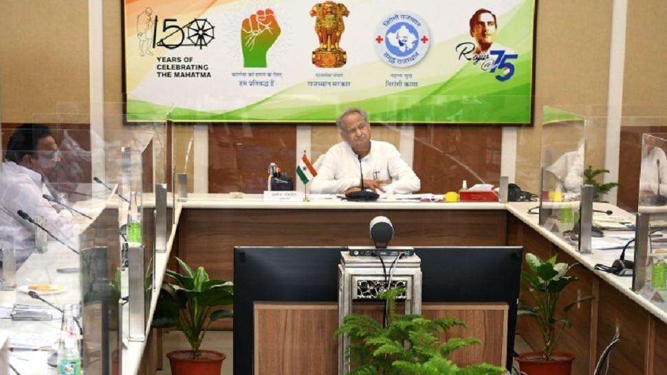 Rajasthan में Oxygen सप्लाई पर सतर्क सरकार, रूट मैप तैयार