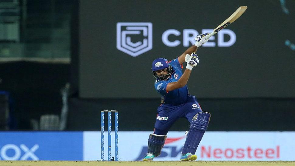 IPL 2021: Amit Mishra के आगे नहीं चलता रोहित शर्मा का बल्ला, 7वीं बार बने शिकार