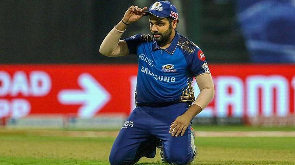 IPL 2021: फील्डिंग के दौरान Rohit Sharma को लगी चोट, अब फैंस को दिया ये बड़ा अपडेट