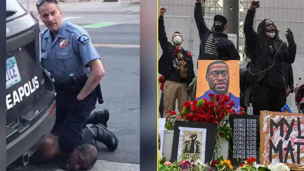 George Floyd को मौत के घाट उतारने वाला पुलिस अधिकारी दोषी करार, Jail में गुजारने पड़ सकते हैं सालों