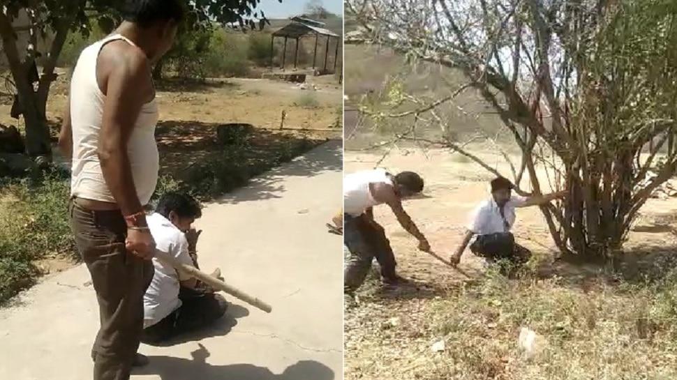 Jhunjhunu : नशे के लिए टोकना युवक को पड़ा भारी, लट्ठ और बेल्ट से हुई पिटाई