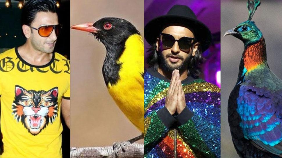 Ranveer Singhs outlandish fashion
