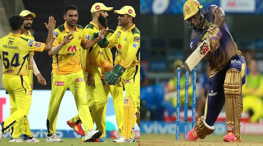 CSK vs KKR: रोचक मैच में चेन्नई के हाथ लगी जीत और कोलकाता को मिली मायूसी