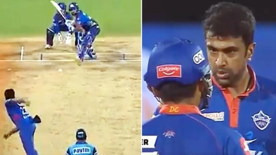 IPL 2021: Rishabh Pant ने Ravichandran Ashwin को DRS के लिए किया मना, Video Viral