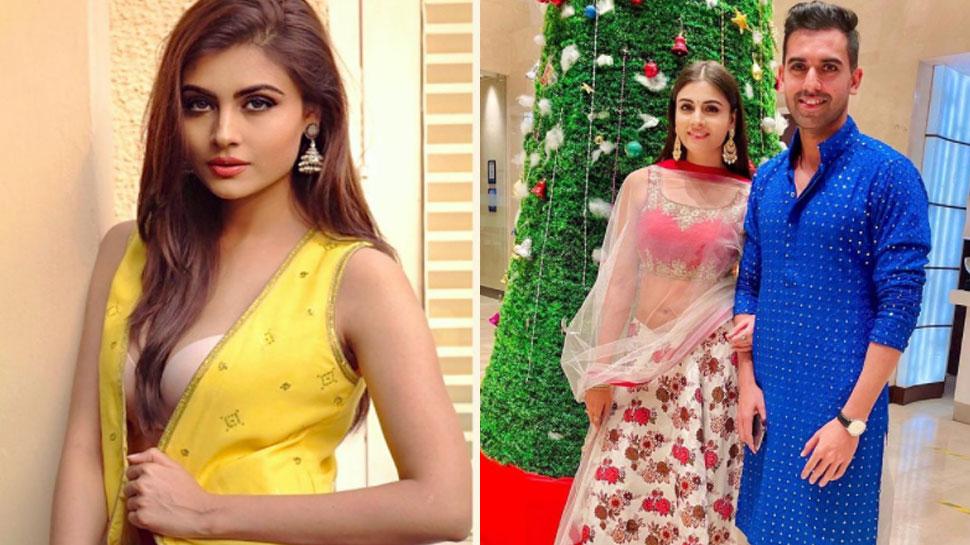 IPL 2021: Deepak Chahar की बहन हैं एक सुपर मॉडल, फोटोज देख छूट जाएंगे पसीने