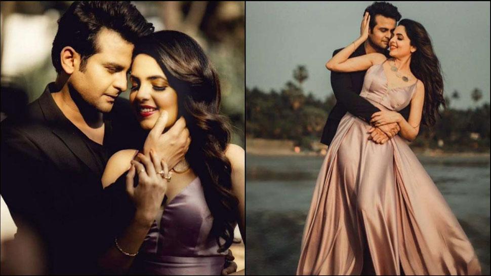 Sugandha Mishra और Sanket Bhosle की शादी की रस्में हुईं शुरू, सामने आया INSIDE VIDEO