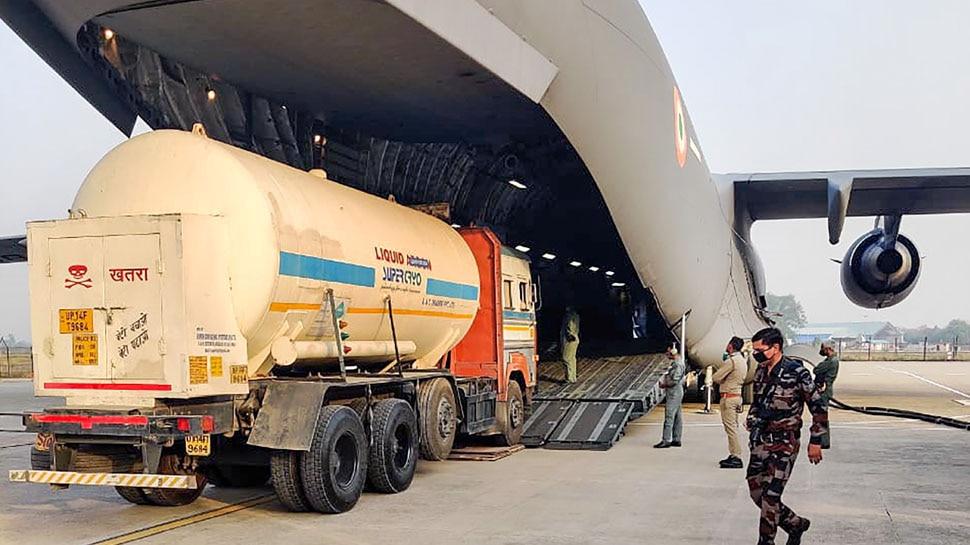 Corona: भारत की मदद के लिए दुनिया ने बढ़ाए हाथ, आज पहुंचेगी रूस और अमेरिका से भेजी गई पहली मेडिकल सप्लाई