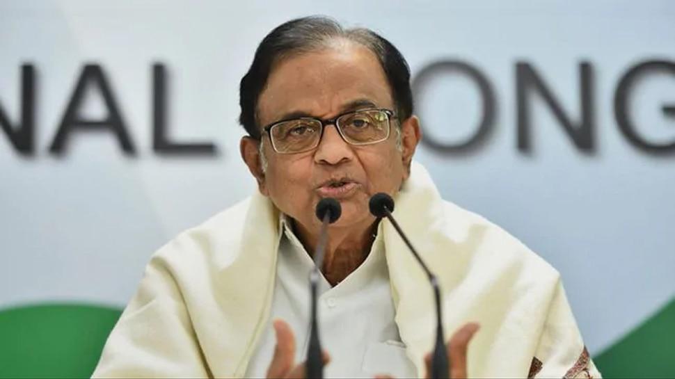 Chidambaram ने किया भड़काने वाला Tweet, 'सरकार लोगों को मूर्ख समझ रही है, उसके खिलाफ विद्रोह होना चाहिए'