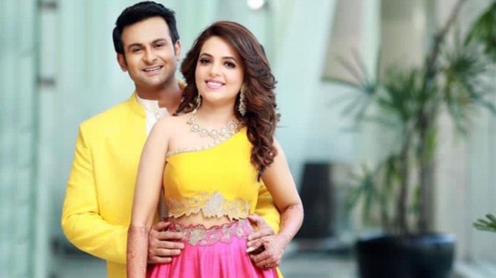 Sugandha Mishra और Sanket Bhosale ने अपनी शादी में किया धांसू डांस, सामने आया INSIDE VIDEO