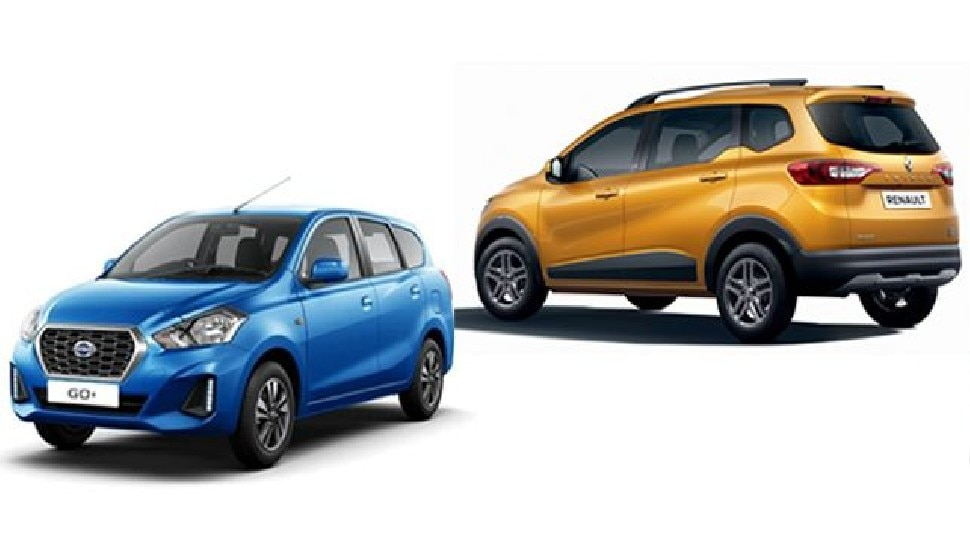 Renault Triber and Datsun Go Plus to offer huge discounts, savings of up to 45000