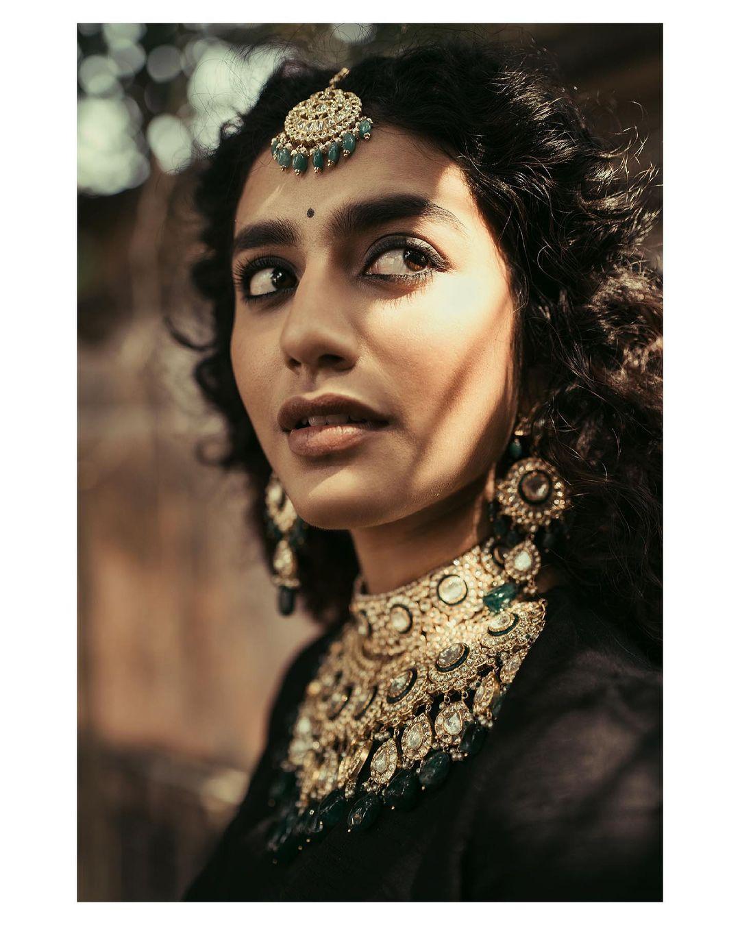 Priya Prakash Varrier New Photos