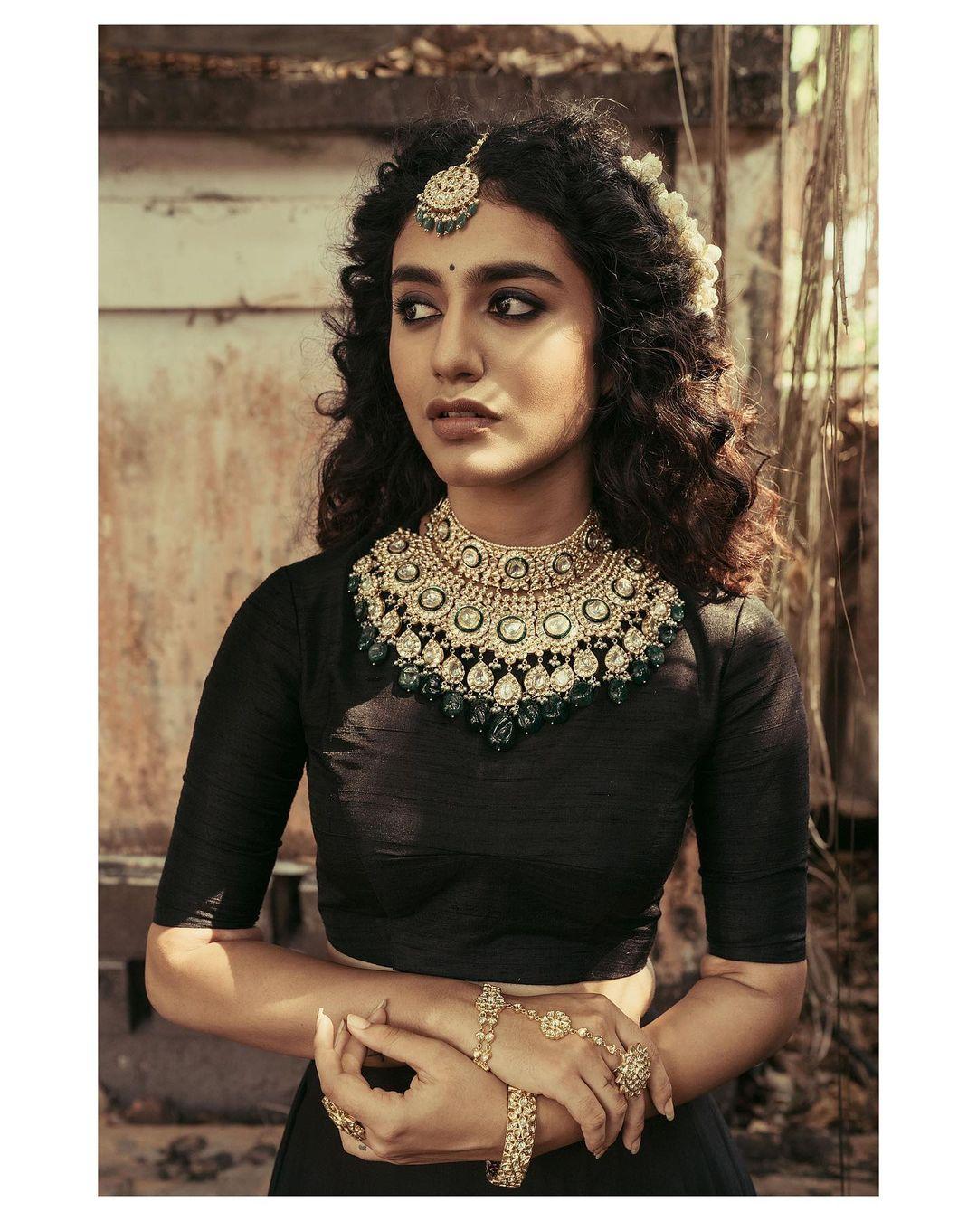 Wink Girl Priya Prakash
