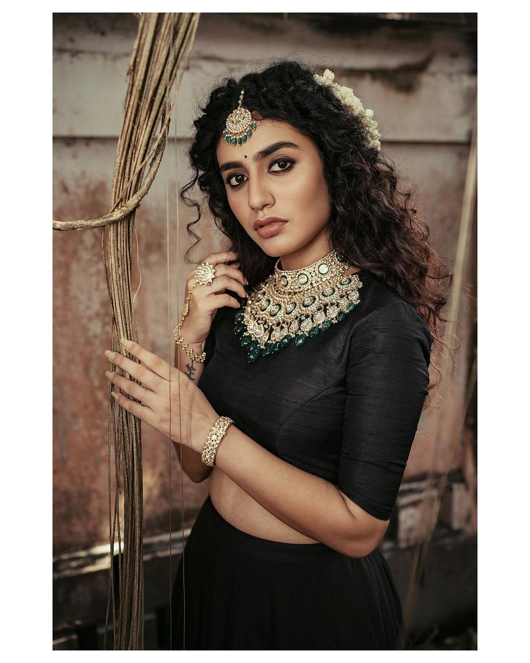 Priya Prakash Varrier Latest Photoshoot