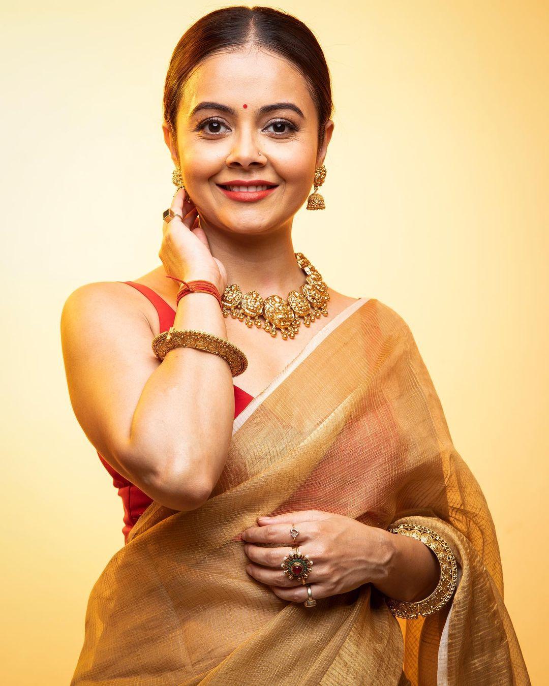Gopi Bahu aka Devoleena Bhattacharjee