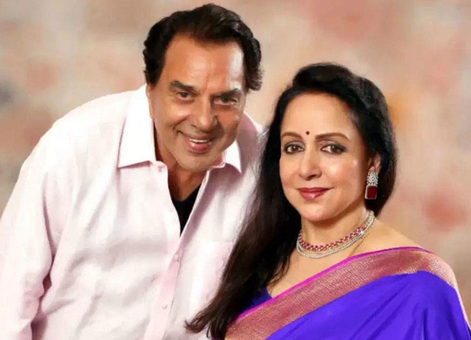 Hema-Malini Dharmendra love story