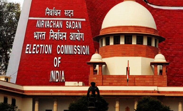 चुनाव आयोग से बोला सुप्रीम कोर्ट, मद्रास हाई कोर्ट की टिप्पणियों में उनकी भावना को समझिए