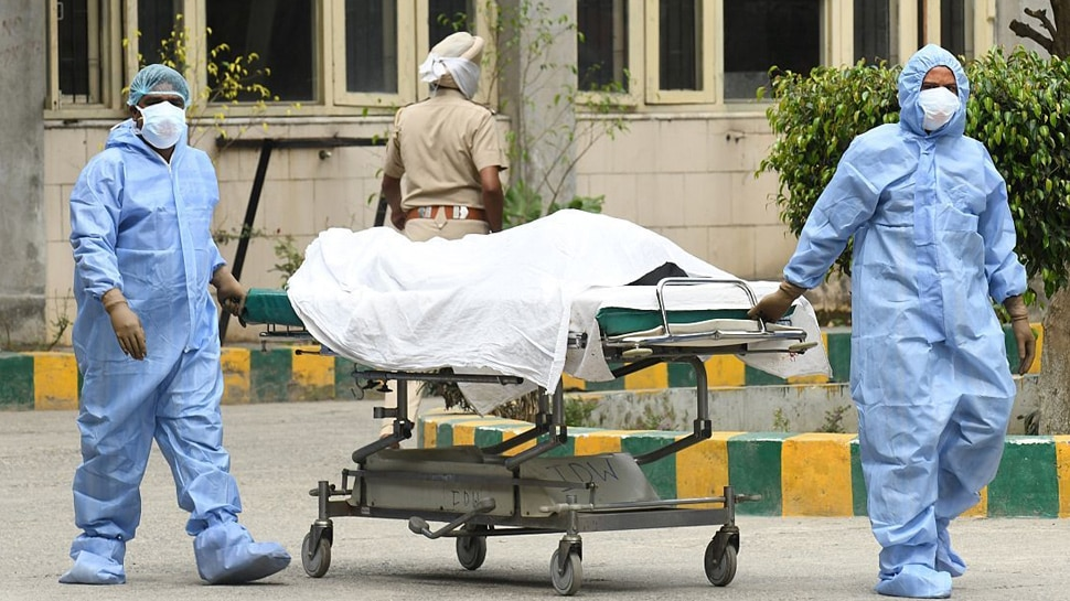 Highest deaths due to corona in Maharashtra