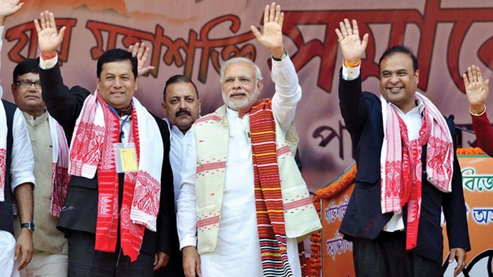Assam: BJP किसे बनाएगी मुख्यमंत्री? चुनाव परिणाम के 3 दिन बाद भी CM पर सस्पेंस बरकरार