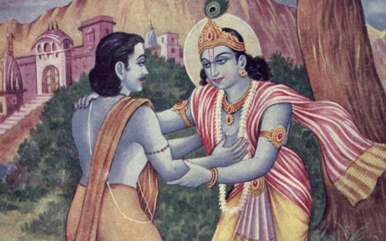 कृष्ण-अर्जुन और राक्षस की कहानी जो बताती है जीवन में कैसे करें संकटों का सामना
