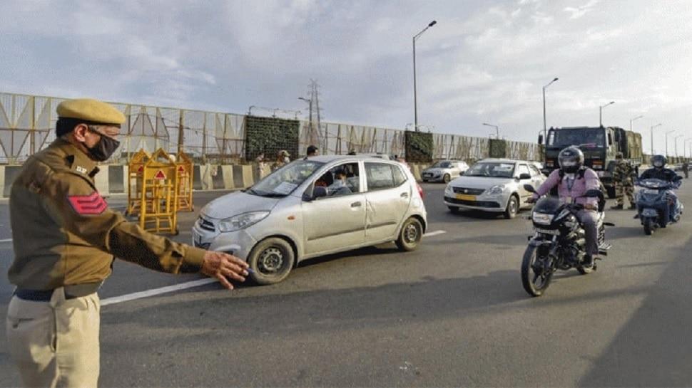Bihar Lockdown day 1: प्रशासन सख्त, 448 वाहन जब्त, 7,97,200 रुपए जुर्माना के तौर पर वसूले गए