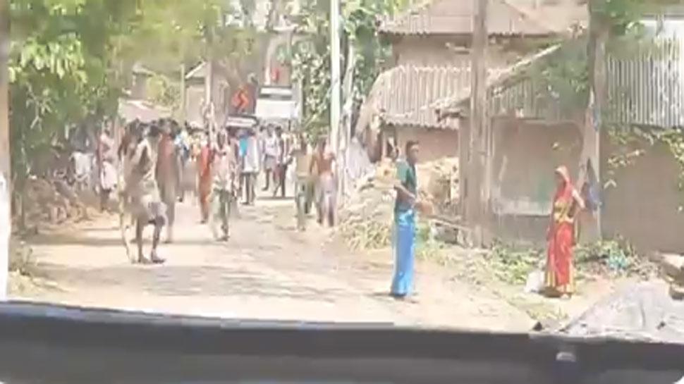 West Bengal: केंद्रीय मंत्री V Muraleedharan के काफिले पर हमला, TMC कार्यकर्ताओं पर लगा आरोप