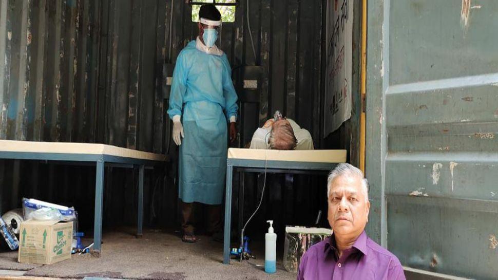 कोरोना मरीजों के लिए फरिश्ता बनी सेवा भारती, 'ऑक्सीजन वैन' के जरिए पहुंचा रही मदद