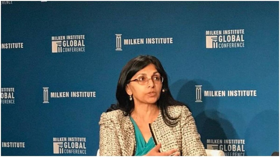 Corona पर बोलीं US Diplomat Nisha Biswal, 'भारत की मदद करें, वो मुश्किल में रहा तो दुनिया मुश्किल में आ जाएगी'