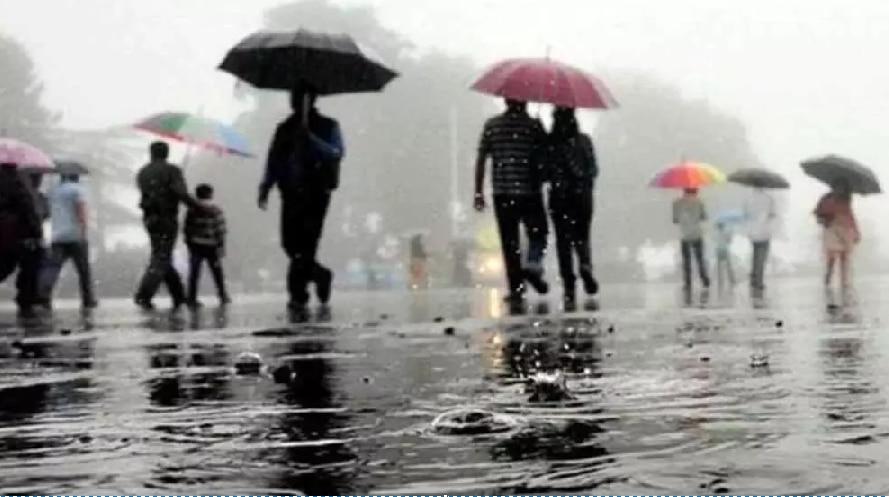 Weather Update: मौसम ने बदली करवट, देश के कई इलाकों में बारिश से गर्मी में राहत