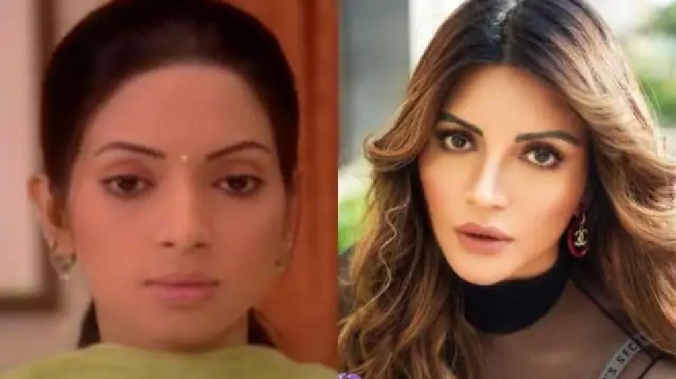 Shama Sikander changed look